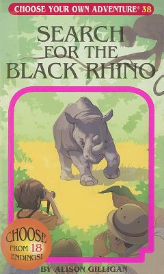 Search for the Black Rhino By Gilligan, Alison